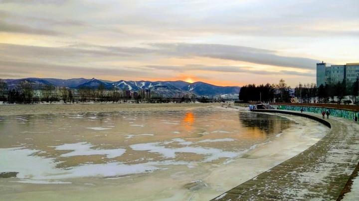 Красноярск ждут теплые выходные и начало недели. Дальше — похолодание