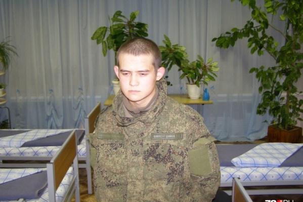 Рамиль Шамсутдинов признался отцу, что не видел тех, в кого стрелял
