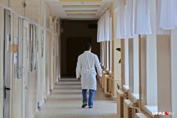 Необходимость в новых помещениях поликлиники назревала уже давно
