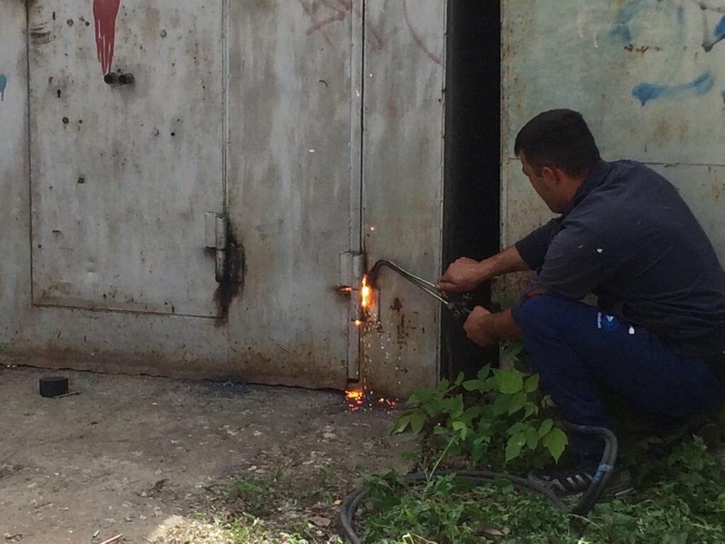 Гаражный разнос: зачем самарские дворы зачищают от железных коробок
