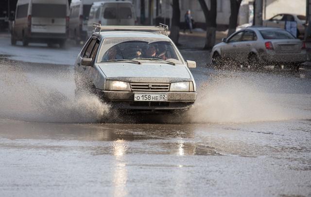 В Башкирии паводковыми водами затопило еще один населенный пункт