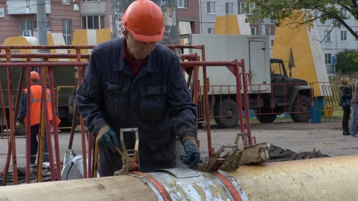 В 35 домах в центре нет воды: кого сегодня ремонты в Архангельске оставят без возможности помыться