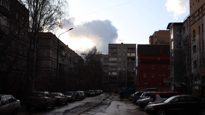 Экстренное предупреждение: тёплый, но шквальный ветер снова обрушится на Нижний Новгород