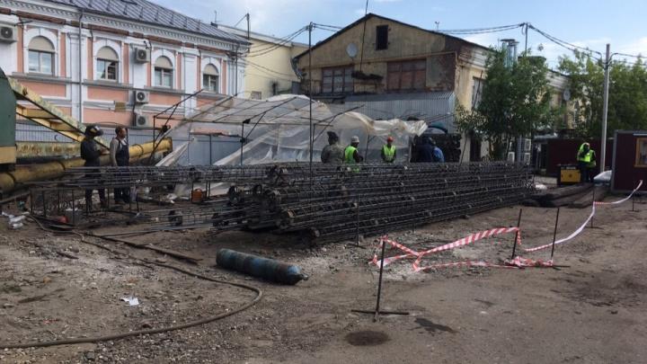 «Всё согласовано»: власти Ярославля разрешили строить скандальный кинотеатр в зоне ЮНЕСКО