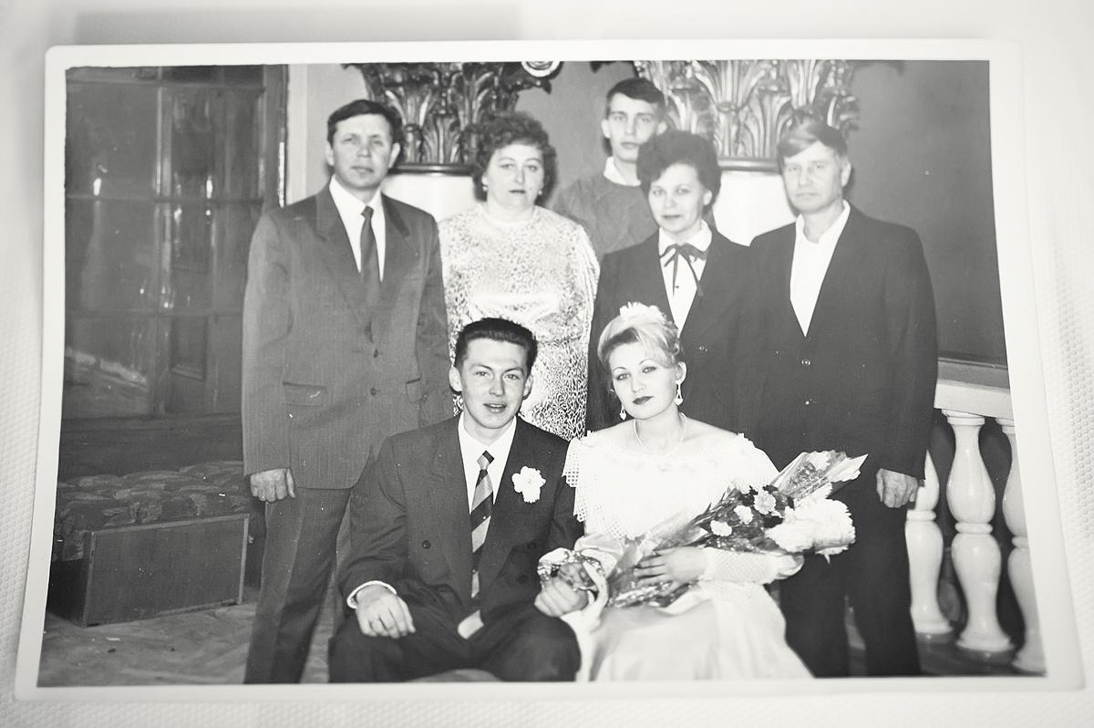 Юра погиб через несколько месяцев после свадьбы