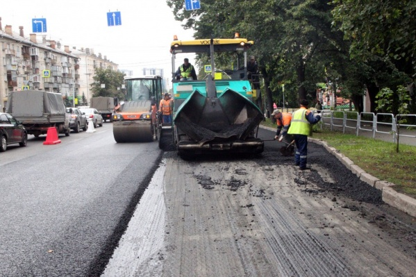 Пока ФАС ведёт разбирательство, дороги в городе продолжают строить