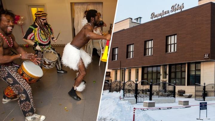 «У меня дети, я не хочу проблем». Побитые африканские артисты помирились с владельцами ресторана