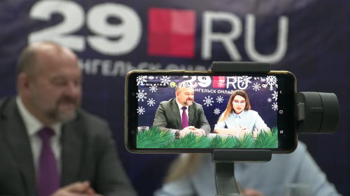 Просто подарок, а не видео: предновогодние цитаты Игоря Орлова про 2019-й всего на четыре минуты