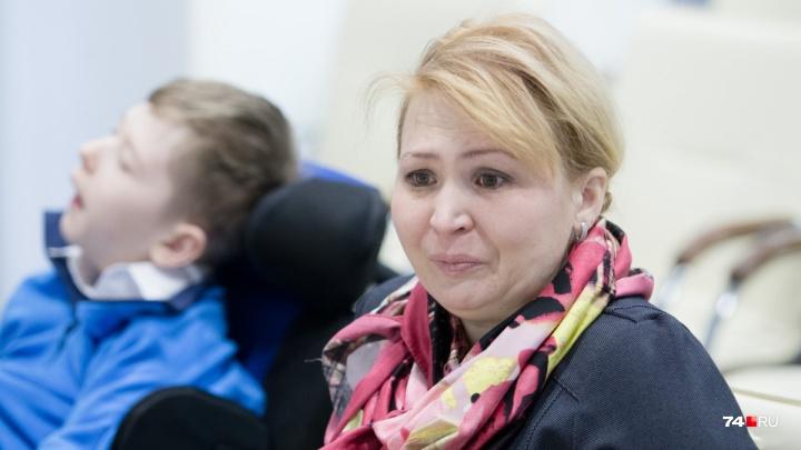 «Лечили правильно»: копейчанам, чей сын впал в кому после операции, окончательно отказали в деньгах