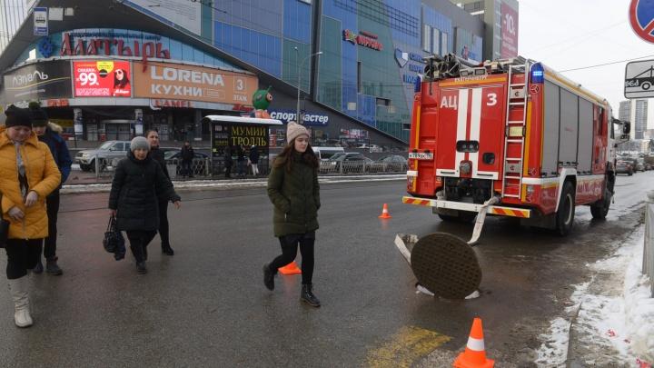 В Екатеринбурге эвакуировали торговые центры, в которых есть магазины «Эльдорадо»