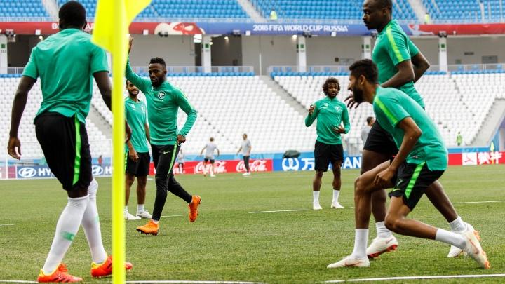 Тренер сборной Саудовской Аравии покажет в Волгограде свой лучший состав игроков