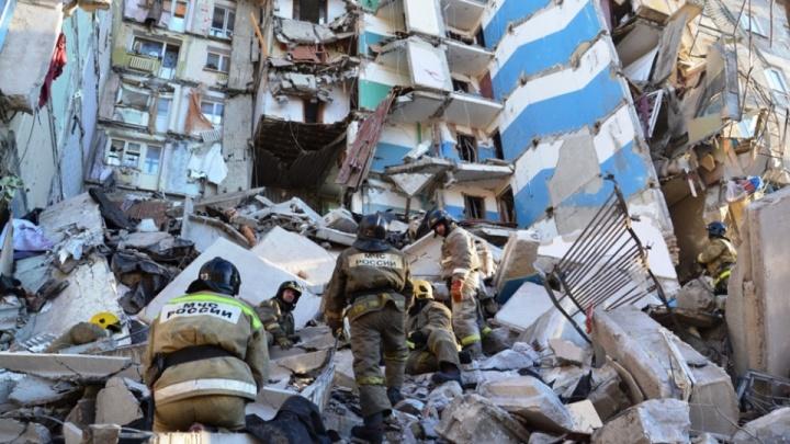 Пресс-секретарь президента второй раз за неделю высказался о версиях взрыва дома в Магнитогорске