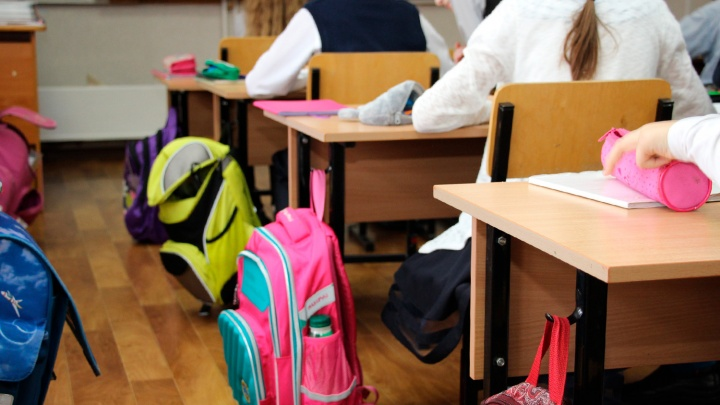 Новосибирские школьники массово прогуляли уроки из-за морозов