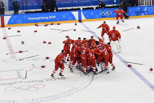Хоккеисты из России стали олимпийскими чемпионами