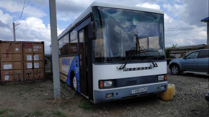 В Волгограде не нашли покупателя на первый российский библиобус