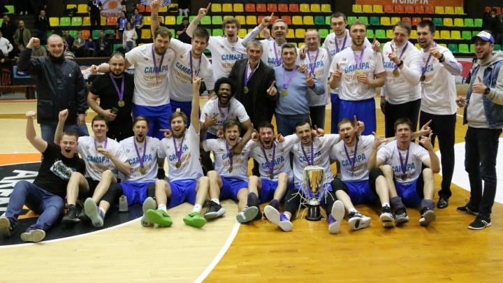 Баскетбольному клубу «Самара» купят ноутбук за победу в Суперлиге