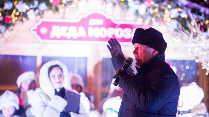 Анатолий Локоть стал самым медийным мэром Сибири