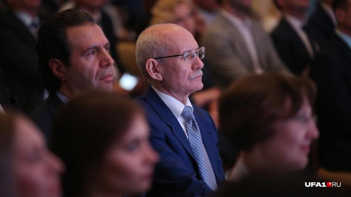 Экс-глава Башкирии Рустэм Хамитов вошел в состав совета директоров «Башнефти»