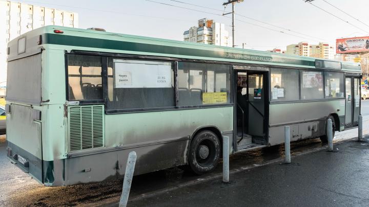 Пермская автоинспекция запретила выходить в рейс 53 автобусам