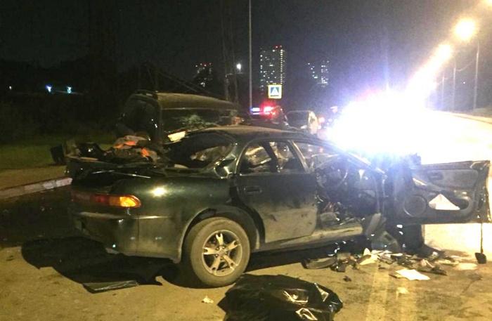 Авария произошла на улице Георгия Колонды, неподалёку от остановки «Зареченская»