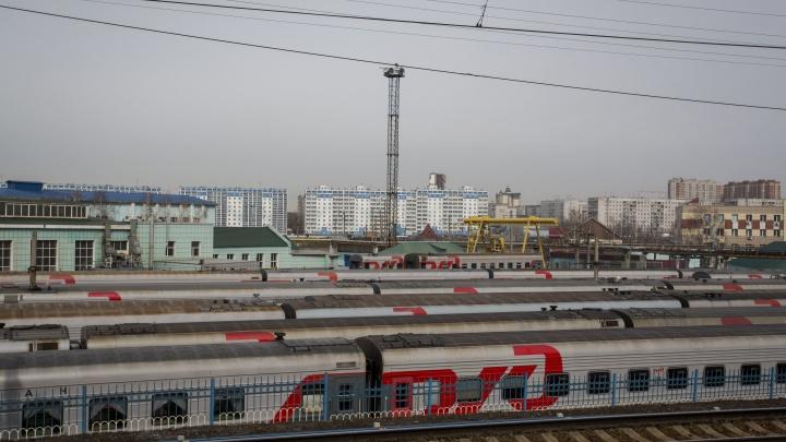 На поезд между Новосибирском и Красноярском начали продавать невозвратные билеты