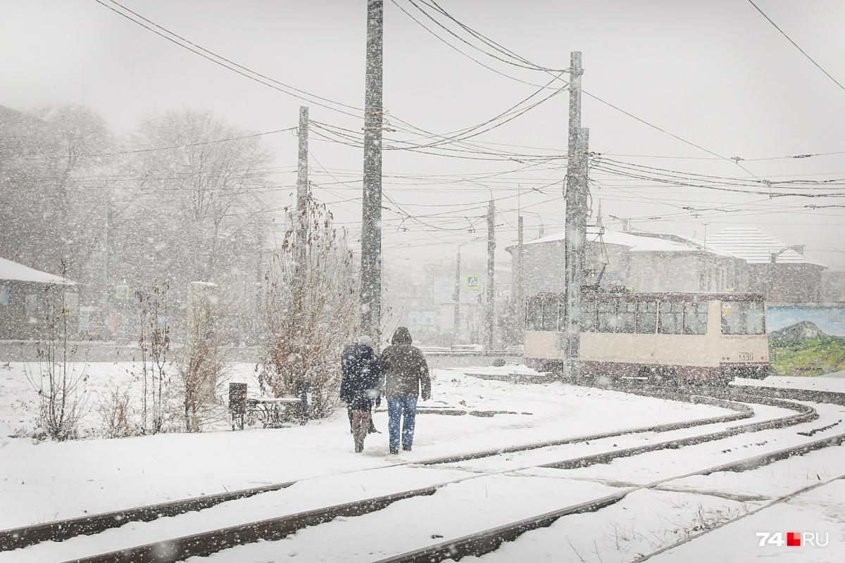 Самые сильные снегопады придутся на пятницу, 8 февраля