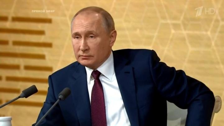 Владимир Путин рассказал, нужно лиограничить продажу алкоголя на Новый год в Башкирии