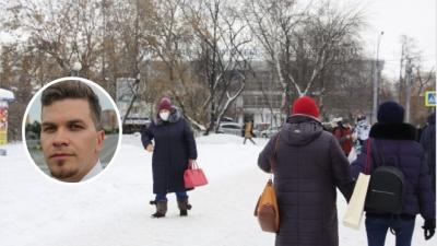 Тюменец вступился за горожан, которые развели панику из-за коронавируса