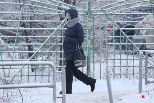 Надвигающийся циклон на денёк принесёт потепление, потом снова ударят морозы