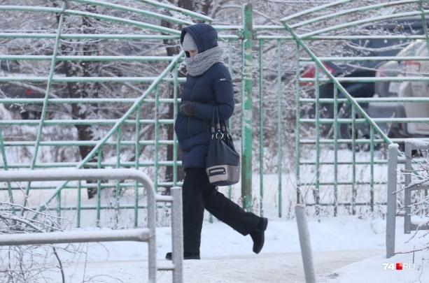 Надвигается метель: южноуральцев предупредили об ухудшении погоды