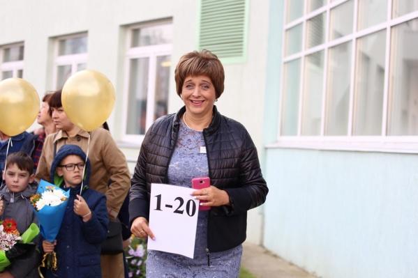 В самой большой на Урале школе в «Парковом» набрали 20 первых классов