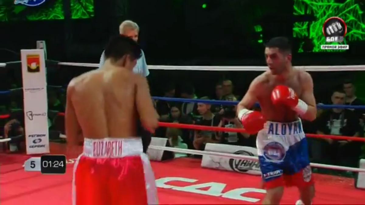 Чудинов одержал победу уканадца истал обладателем пояса WBA International