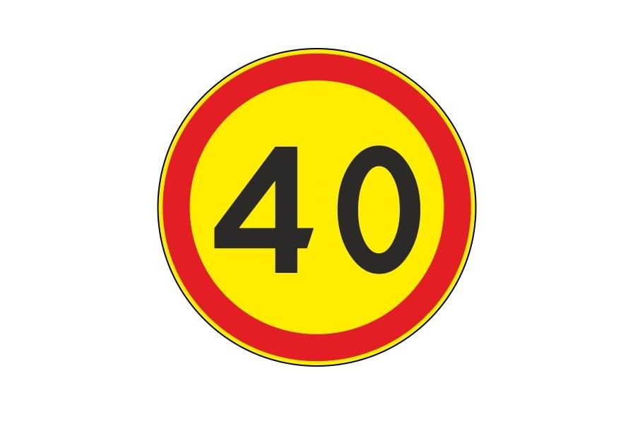 Временные знаки имеют желтый фон, и прежний регламент запрещал фото- и видеофиксацию нарушений в зоне их действия