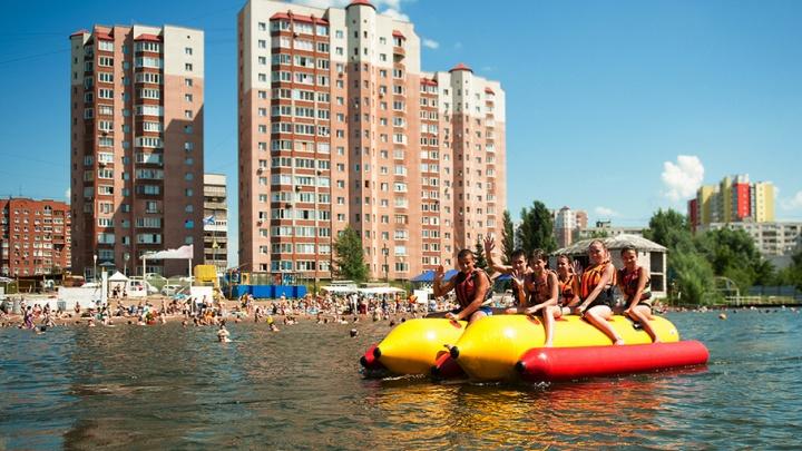 В Уфе проверили, готовы ли пляжи к летнему сезону