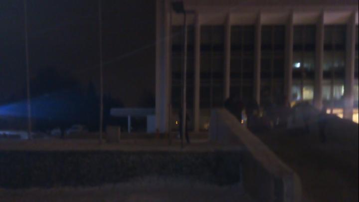 В мэрии прокомментировали отсутствие освещения в ледовом городке в Уфе