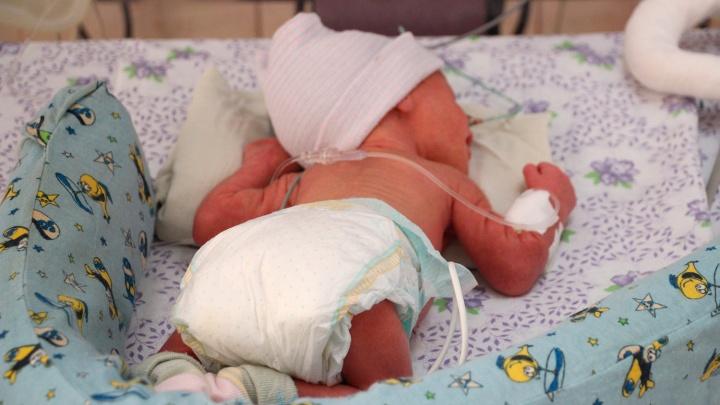 Жительница Омской области родила дважды за один год