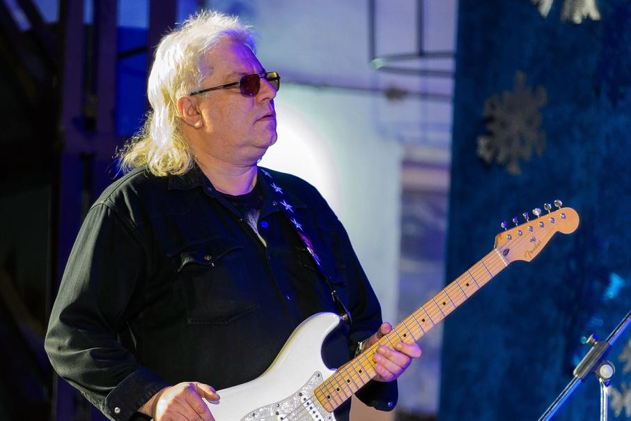 Нариман Красненков – известный в Уфе рок-музыкант
