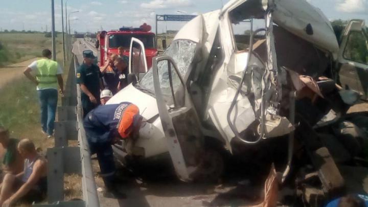 Роковое столкновение: мужчина погиб в ДТП в Ростовской области