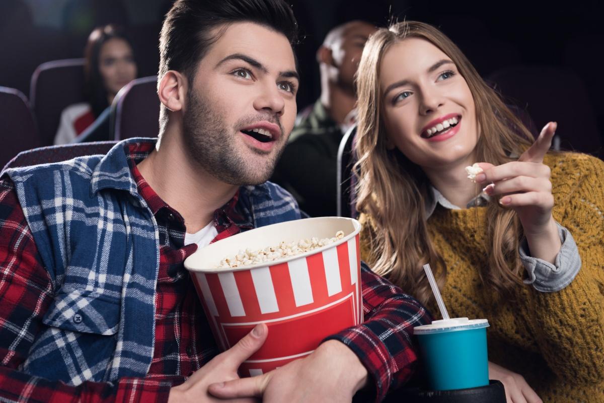 В эти выходные тюменцы могут купить билеты в кинотеатр за 99 рублей