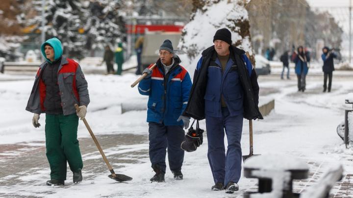 «Весело встретим Новый год»: волгоградские городские службы переведены на усиленный режим работы