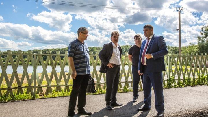 Ирек Ялалов проверил, как в Уфе ремонтируют дороги
