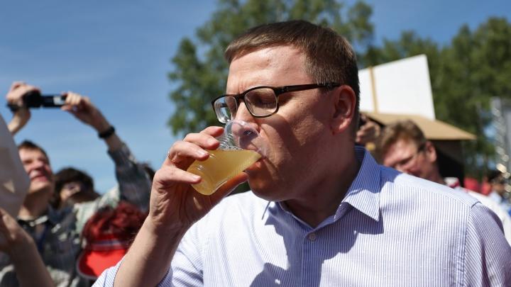 Губернатор Челябинской области озвучил в Совете Федерации идею, как заработать на пиве