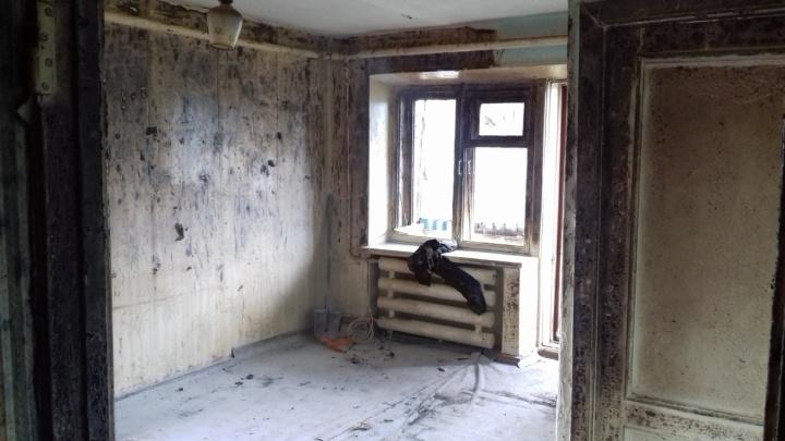 Источник: жилец дома в Полазне поджег газ специально