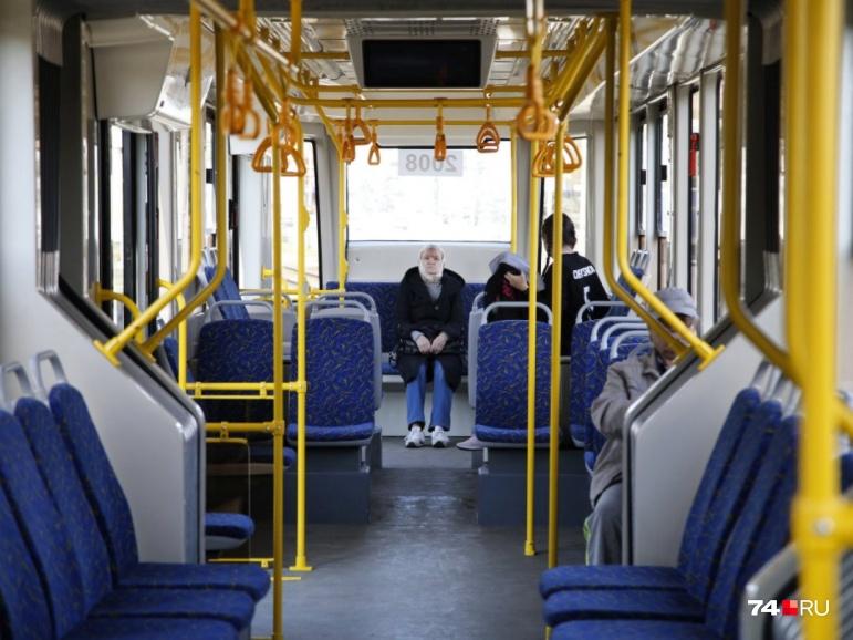 Вагон может вместить больше трёхсот пассажиров