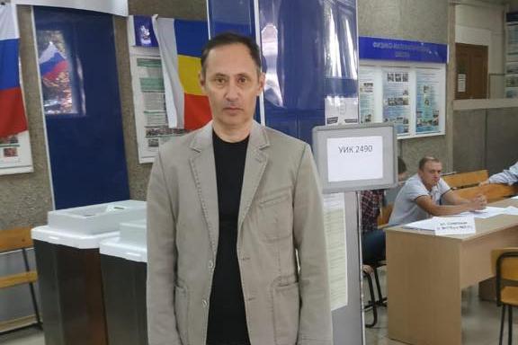 У активиста штаба Навального в Ростове прошел обыск