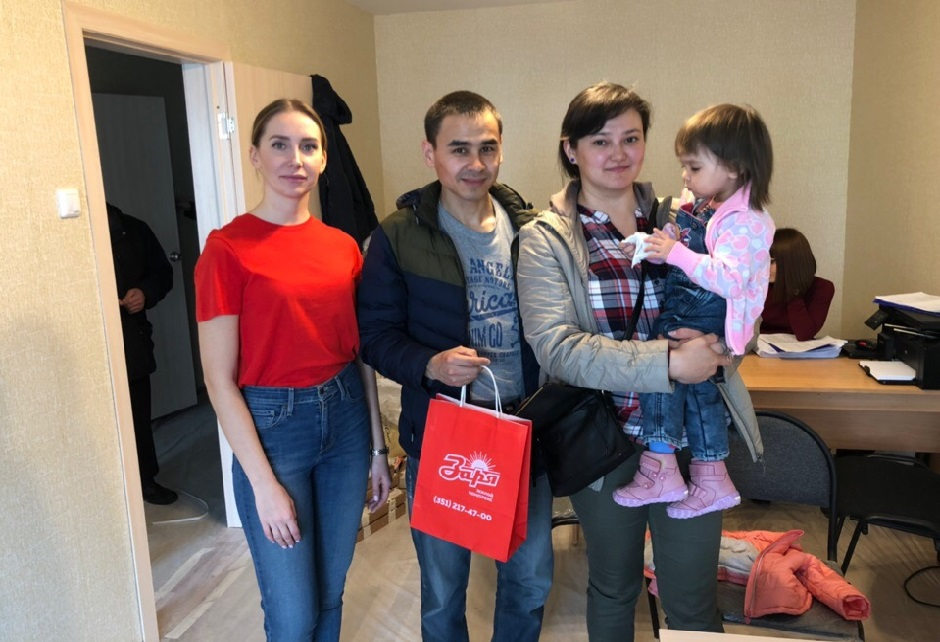 Порядка200 семей встречаютвесну в своих новых квартирах