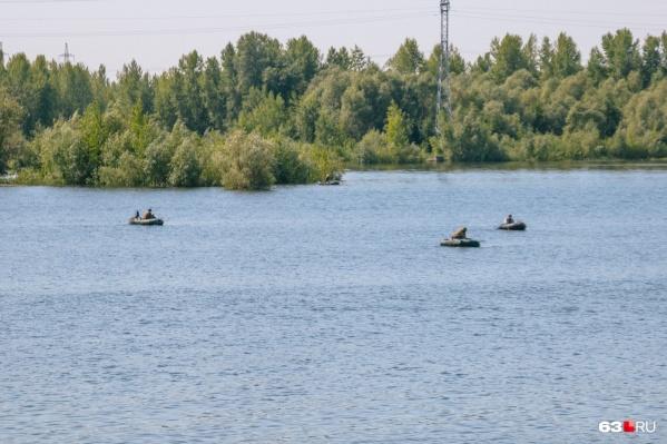 Рыбакам напоминают, что ловить рыбу сетью запрещено<br>