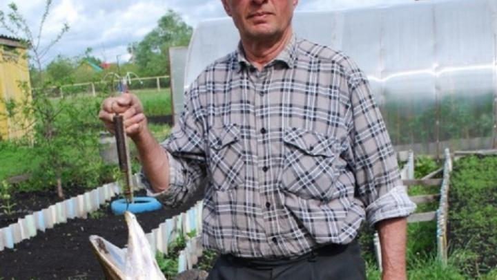 Житель Башкирии выловил восьмикилограммовую щуку