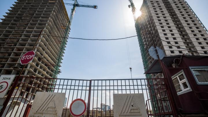 Всё ради дольщиков: Сбербанк объяснил банкротство группы «ПТК-30» заботой о покупателях квартир