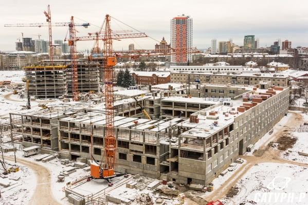 Новое здание станет корпусом школы дизайна «Точка»